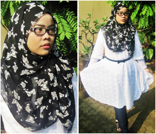 Simply Black & White (by Indah Riyanti Putri)