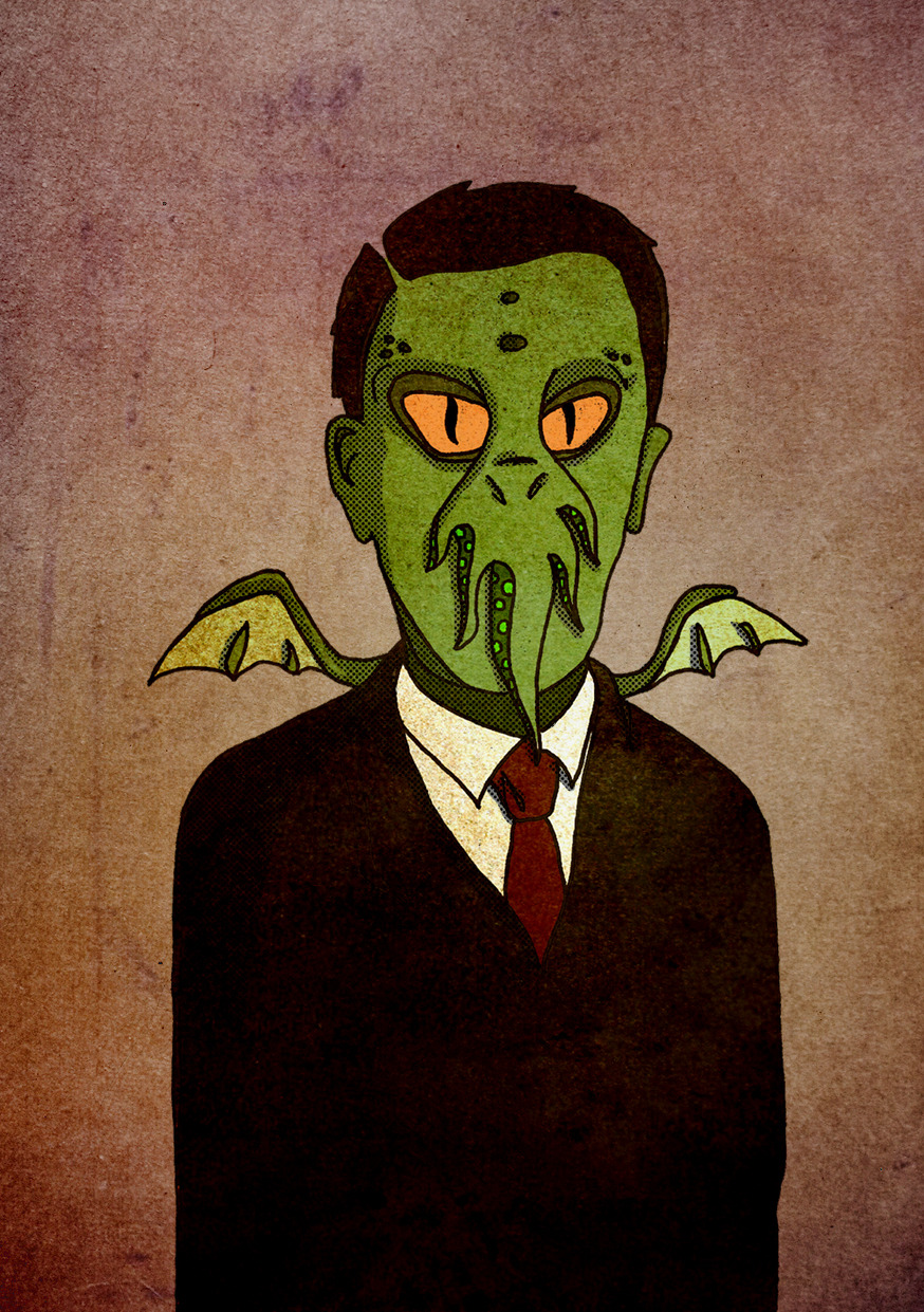 nocter: H. P. Lovecraft