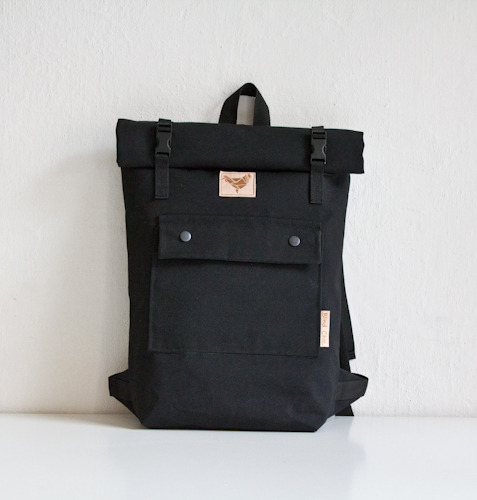 "Blind Chic ""Black Fox"" Backpack"