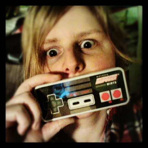 Delicious NES. #NES #nintendo #controller #mints #lollies  (Taken with Instagram)