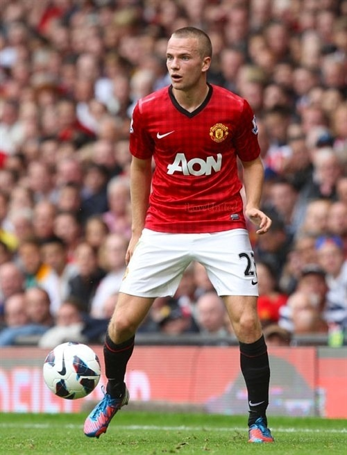 "iloveunited:  ""He's got the talent and the ability. We've all seen that. He's comfortable playing and dealing with the pressures that come with playing for the club in each game we play. There is no danger about that. It's just about keeping the standards high - we set the standards and the hard part is keeping to that standard consistently. There is no magic ingredient for that. It's just about learning and getting experience and the more games he plays, the better he'll play."" - Michael Carrick"