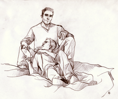 domestic!Sterek