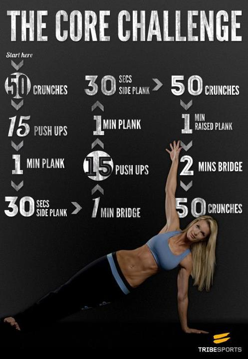 1healthyhappyfitnessblog:  nerdyhealthyfit:  Doing this tonight in between reading my text-books.  i love core workouts <333