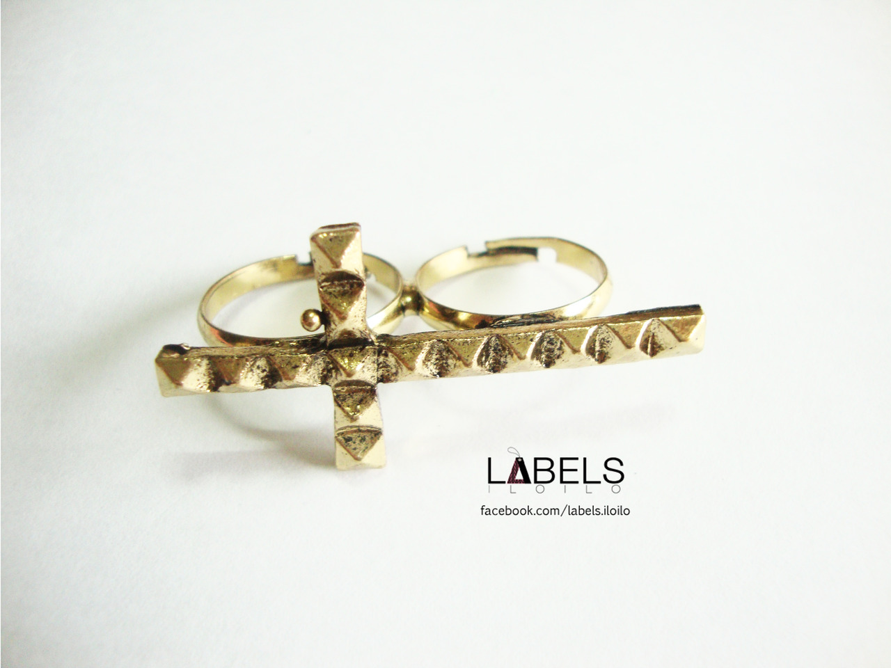 CROSS CONNECTOR RING  http://facebook.com/labels.iloilo