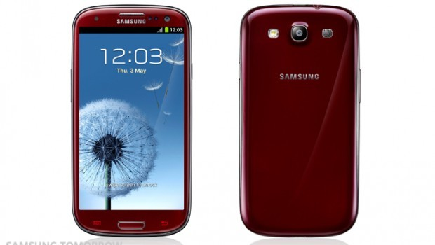 View: Samsung introduces new Galaxy S III colours