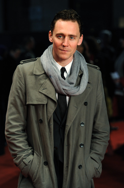 Tom Hiddleston attends the European Premiere of 'Brighton Rock' at Odeon West End on February 1, 2011 in London, England [HQ] Courtesy of Karo