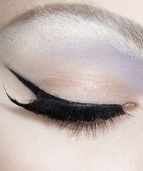 christian dior haute couture autumn/winter 2008-2009 make-up