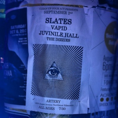 ratsinthewalls:  Support all ages shows in Edmonton