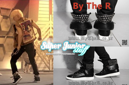 I would VERY MUCH like Sungmin's shoes ^.^