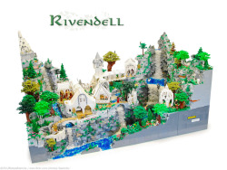 Rivendell (by Blake's Baericks)