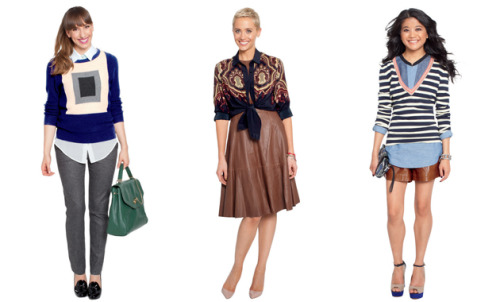 Behold 30 fall outfit ideas, modeled by Glamour editors Jessica Duncan, Laurel Pantin, and Grace Martinez.