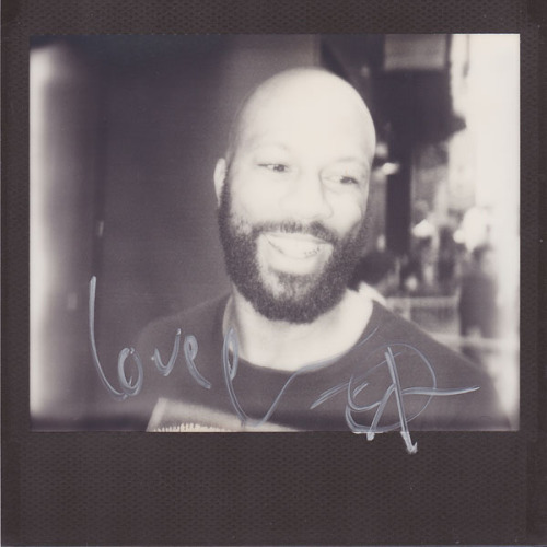 portroids:  Common - Because I think he, and this portroid of him, is cool.
