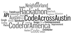 What should we build at the Code Across Austin Hackathon? Suggest, support, & discuss ideas on Neighborland: http://bit.ly/PpcFoV