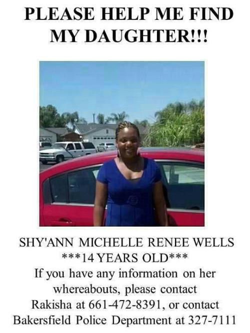 queennubian:  Peace family! A mother is in search of her daughter right now. Please help her locate her child and signal boost.