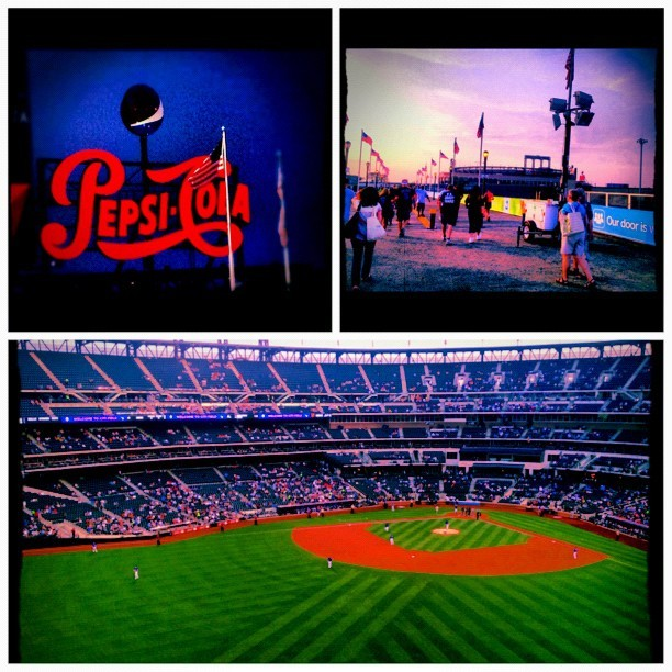 #citifield #mets (Taken with Instagram)