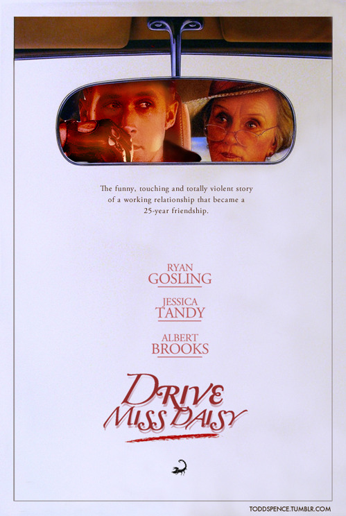 "toddspence:  ""Drive Miss Daisy"""