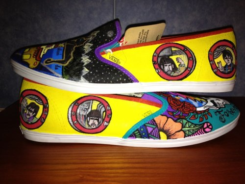-Beatles side of Yellow Submarine on Grateful Dead/Beatles kicks- Eclectic Current