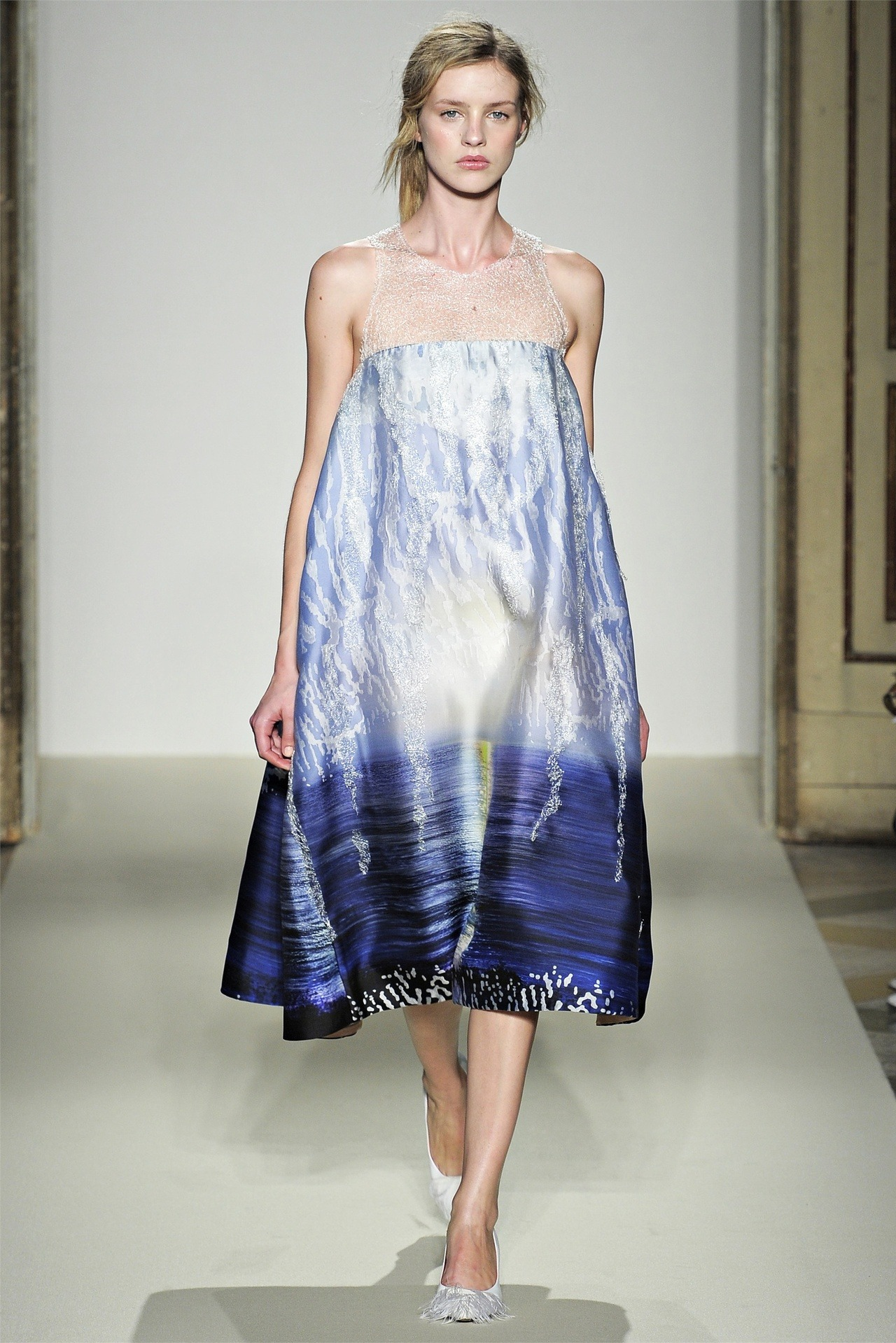 Julia Frauche at Gabriele Colangelo, spring 2012