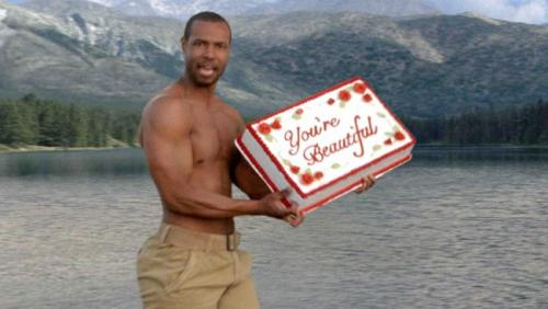 Why yes, the Old Spice Guy Isaiah Mustafa is the new host of The Morning After, and no, he's not shirtless…yet.