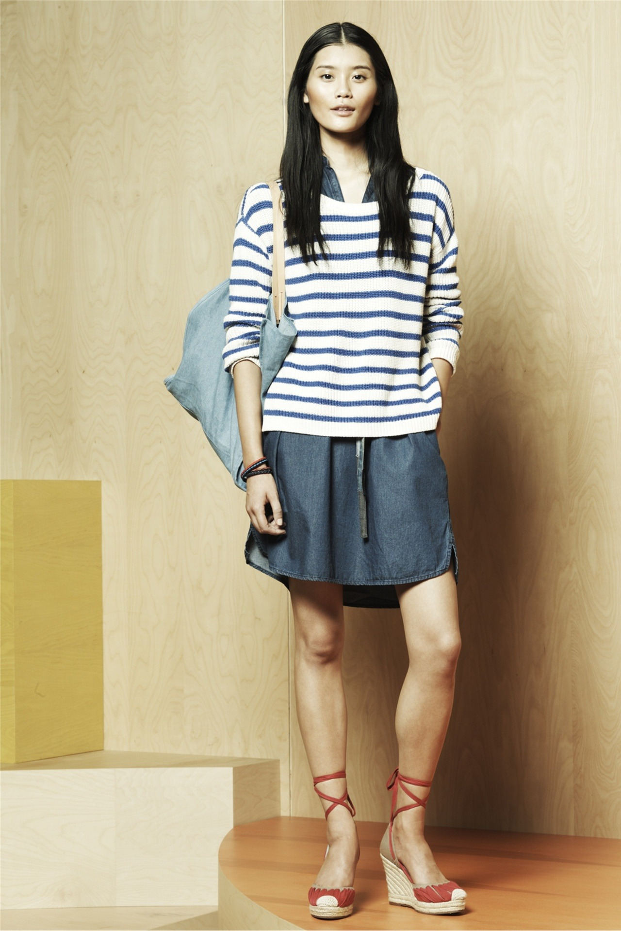 Ming Xi for Gap, spring 2012