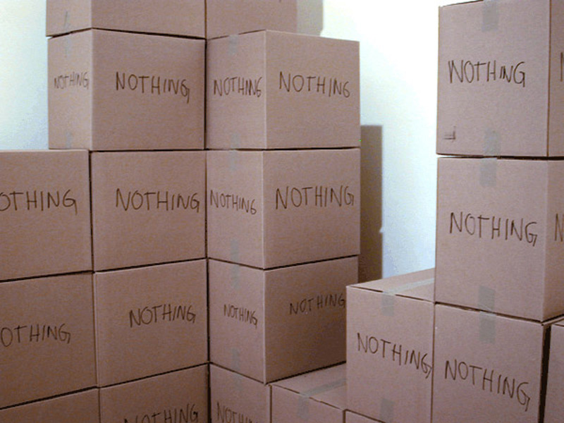 alecshao:  Stefan Bruggemann - A Production of Nothing (2001)