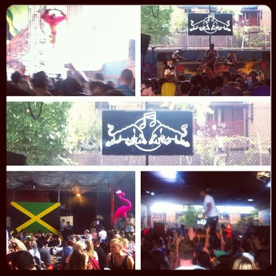 Yesterday's Red Bull Carnival madness #2012dun (Taken with Instagram)