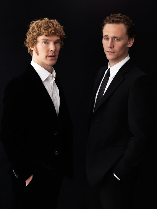 booksandcatslover:  Definitely Hiddlesbatched! *___*