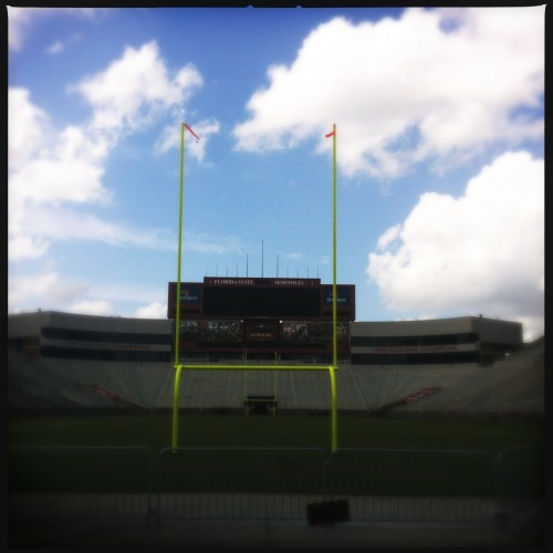 #Glorious #GoNoles Loftus Lens, DC Film, No Flash, Taken with Hipstamatic