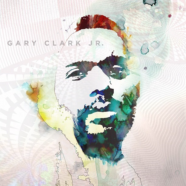 I'm crazy excited to hear @garyclarkjr new album coming 10/23!! Lookin like a classic!! Have you heard him??;-) (Taken with Instagram)