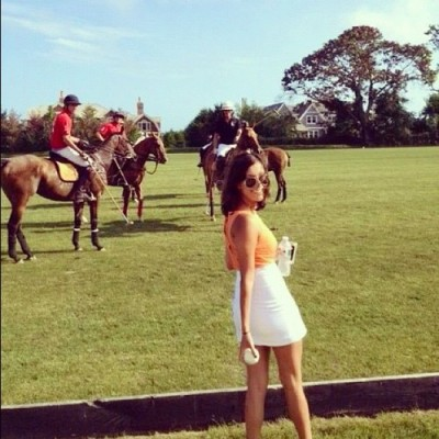 Polo practice #Sundays #Hamptons #Polo by sabinaelysia