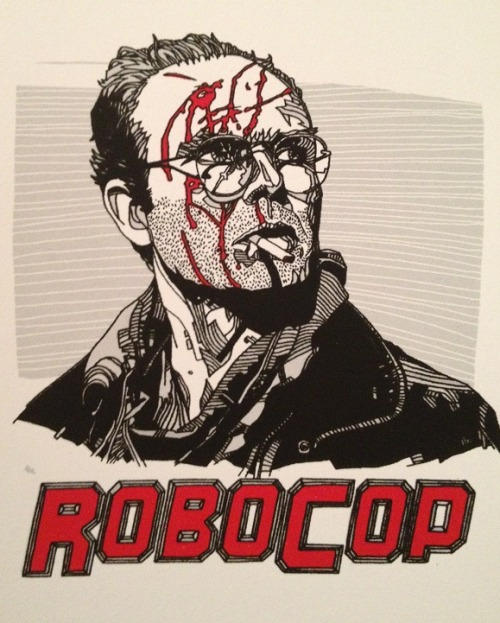 all-about-villains:  Clarence Bodicker : By Tyler Stout