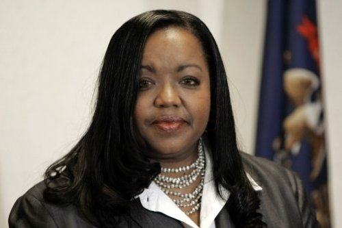 "missveryvery:   Rapists, Beware: Detroit Prosecutor IDs 21 Attackers in 'Rape Kit' Investigation ""Kym Worthy has identified 21 serial rapists so far in a sweeping investigation that could have national implications. Abigail Pesta reports on the crusade to eliminate the rape-kit backlog. Twenty-one serial rapists have been identified in a massive investigation led by Detroit prosecutor Kym Worthy—and her manhunt has only just begun.""   ""The thousands of rape kits had piled up in a dusty police warehouse in Detroit for years, ignored, until one of Worthy's colleagues stumbled upon them in 2009."" Are you fucking shitting me. ""No one really paid attention to what I was saying and yelling about till about four months in,"" she says. People finally took notice, she says, when someone in the police department leaked the news to the press. <— oh good, we just have to fucking publicly shame the police into doing any fucking thing. ""In one especially horrific case, Worthy says, a convicted rapist named Shelly Andre Brooks had raped and murdered five women after raping a woman whose kit was just recently entered into the database through Worthy's initiative. If that rape kit had been tested and entered into the database sooner, the man could have been caught sooner—and five women's lives could have been saved."" OH MY GOD. The arrest rate for rape, 24 percent, has barely budged in the past three decades, she says, noting that it's not because many cases are unsolved but uninvestigated. OH MY GOD. I'm just going to point people at this when they think rape's always taken seriously by the cops."