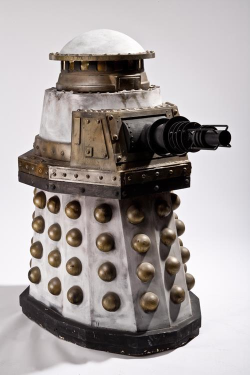 The Special Weapons Dalek via Doctor Who Facebook: Time for a bit of Tuesday Trivia - Remembrance of the Daleks (which aired in 1988) featured a new Dalek called the Special Weapons Dalek equipped with a large energy cannon that had massive firepower! (definitely not one to be messed with!) Keep an eye out for the Special Weapons Dalek in Asylum of the Daleks!