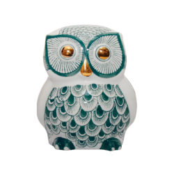 #Owl money bank.