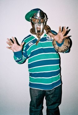 tigainsf:  MF DOOM.