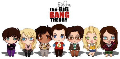 imagepop:  The Big Bang Theory