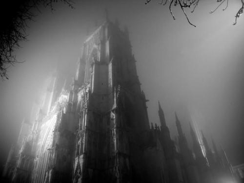 Karli WatsonYork Minster in the Fog