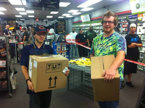 My friend and I were the only two people at Gamestop last night not getting Madden. The clerk laughed at us when we asked for our final receipt.