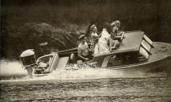 Race down the Suwannee River, it's 1959.