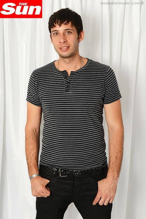 Elliot Gleave (Example) The Sun interview
