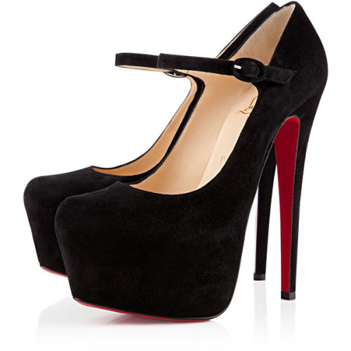 polyvored:   Christian Louboutin shoes ❤ liked on Polyvore (see more flat heels)