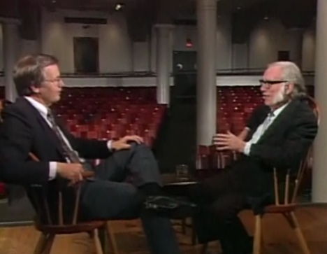 I came across this interview Isaac Asimov had with BIll Moyers in 1988 and it turned out to be incredible. It's well worth the listen.