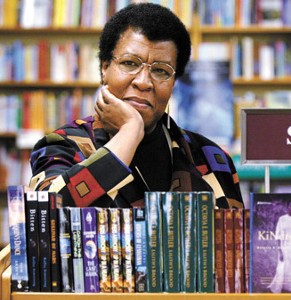1001bookstoreadbeforeyoudie:  Octavia E. Butler Considered the first African American woman to become prominent in the Science Fiction genre.