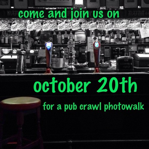 Come and join us on a photographic pub crawl around central london . You will be given clues to get you to each pub and photo challenges to do along the way . Starting and finishing pubs are both near embankment and charing cross tubes . For more info go to www.meetup.com/instagram/london-gb/765632  Going to be lots of fun! (Taken with Instagram)