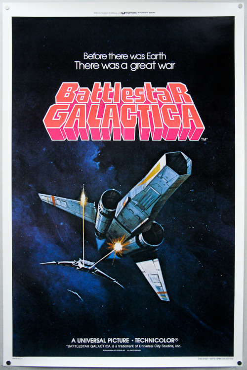 jeffisageek:  Battlestar Galactica   Yes!!BOTH, the new one and the original series are great.