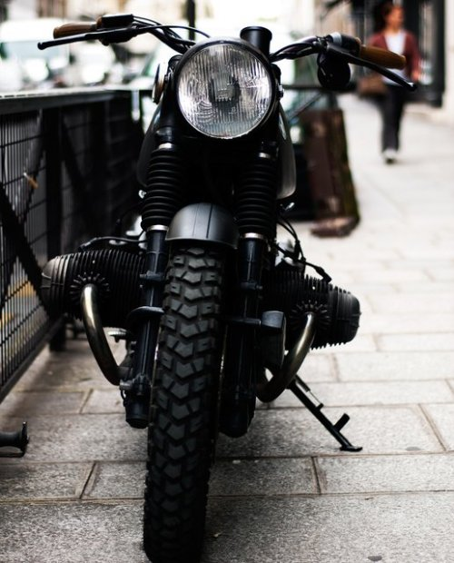 theblackworkshop:  BMW R90S