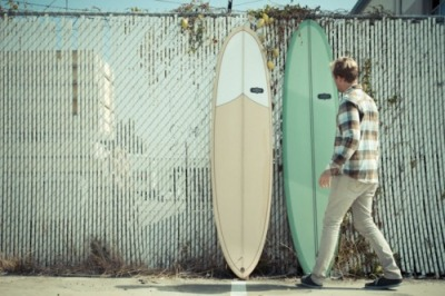sea-surf:  the right board