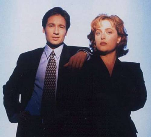 myxfics:  Oh, youngest Mulder and Scully. *_*