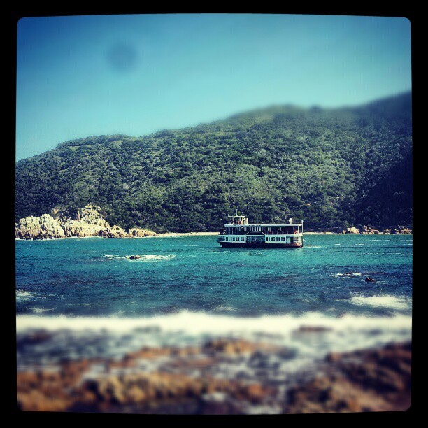 Knysna Heads, RSA (Taken with Instagram)