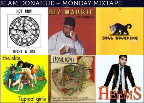 In case you missed it, check out another mix we made yesterday: Monday Mixtape for LIFTLUXE